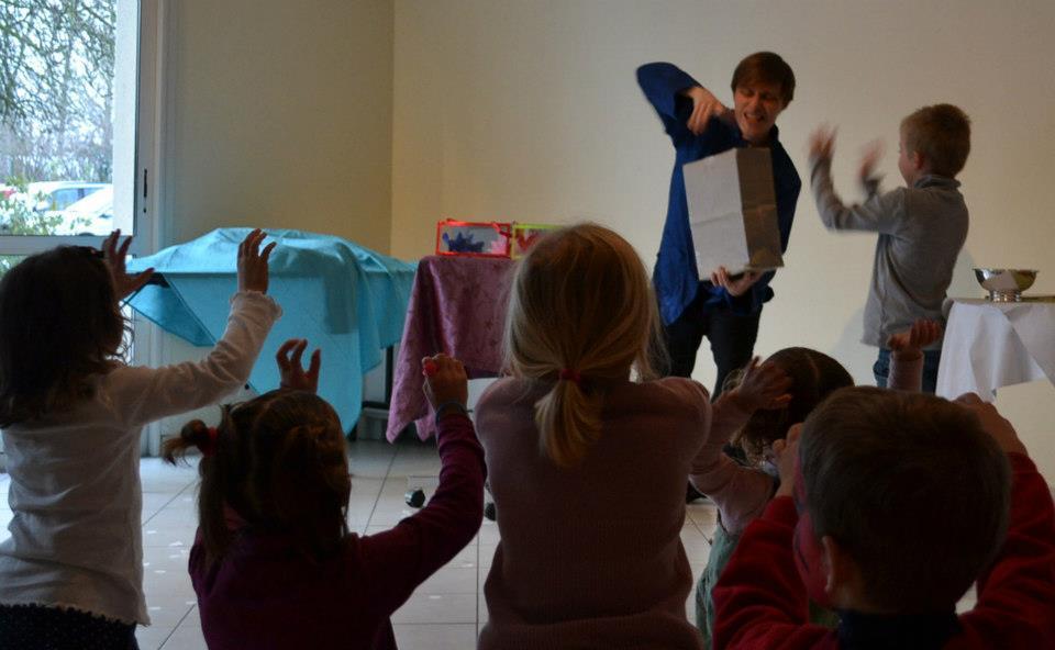 spectacle de magie enfants nord lorraine