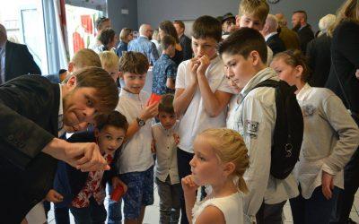 Ateliers de Magie Enfants sur Nancy