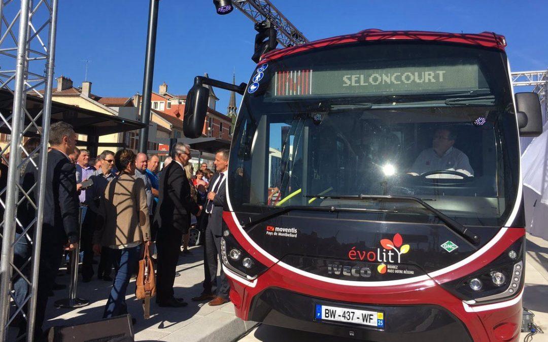 Le bus magique de Montbéliard !