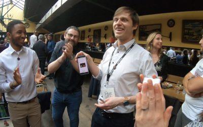 Magie pour Wizeoo à La Luck, Bar à Jeux du Vieux-Lille !